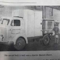 British Doorstep Milk Delivery
