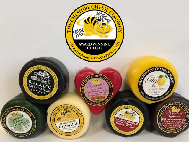 Cheshire Cheese Wax Truckles