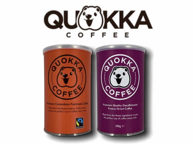 Quokka Coffee Fairtrade & Decaf