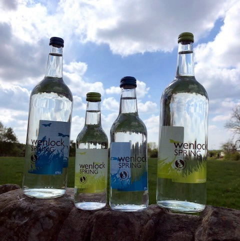 Wenlock Spring Water Now In Stock